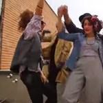 91 ostorcsapás a Happyre táncoló fiataloknak Iránban