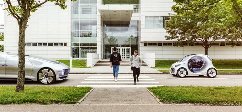 Sci-fibe illő ötletek, amelyek nemsokára valósággá válnak: Ilyen lesz a városi autózás 2030-ra