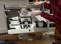 Videó: Megcsinálták a világ első iMac-jét, amiben az M1 processzor dolgozik