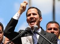 Amerikai jelezte: elismerik Venezuela új, ellenzéki elnökét