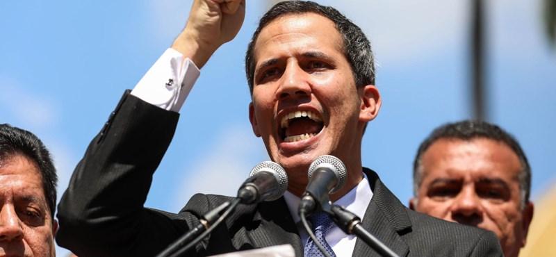 Visszatért Venezuelába Maduro ellenfele