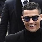 Íme Ronaldo családi autója, kicsit más, mint az átlagé