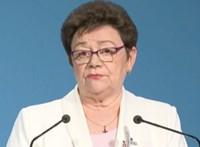 Müller Cecília a járvány legunalmasabb monológját tartotta az ország lezárásának napján