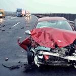 Halálos baleset Agárdnál