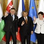 Magyarország sok területen sereghajtó a a V4-ek közt