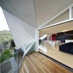 Amikor meglódul az építész fantáziája: extrém nyaraló