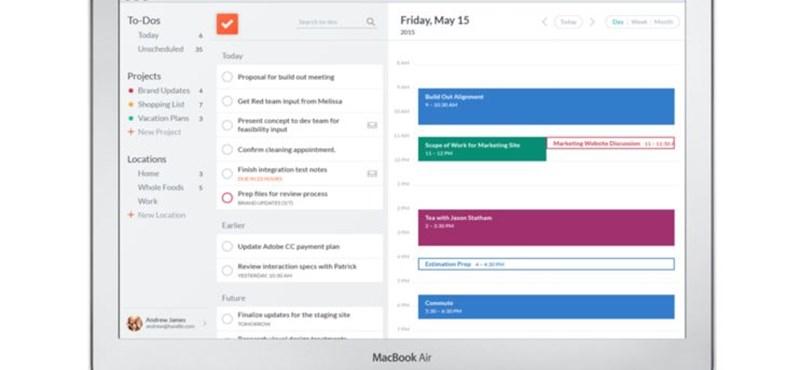 Le sem kell tölteni: itt a felkapott naptár alkalmazás böngészős megfelelője