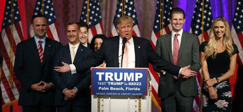 Kipfujolták a republikánusok Trump pártbéli vetélytársát