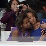 Obama 15 éves lánya belépett a showbusinessbe
