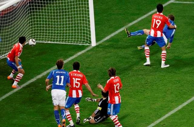foci-vb Olaszország Paraguay