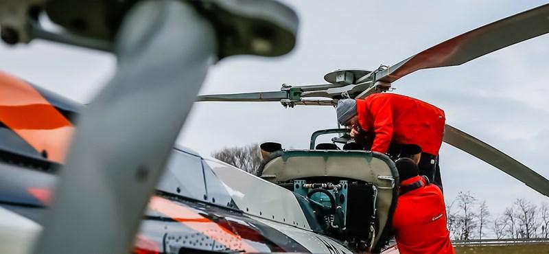 Ez kell ahhoz, hogy európai tényezővé nője ki magát egy magyar helikopterszerviz
