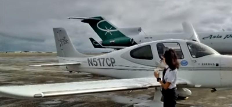 Kiderült, mely légitársaságok szeretik a női pilótákat