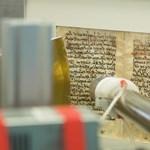 Egy több mint 1000 éves szöveget találtak egy zsoltár mögé rejtve
