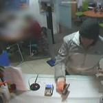 Videó is készült az oktogoni bankrablásról