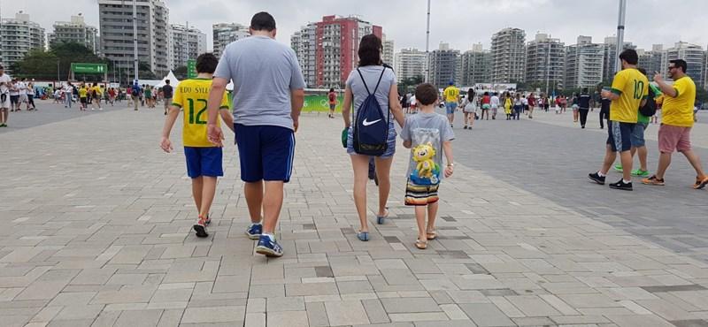 Kicsit megélénkült, de így is gyatra a jegyek iránti kereslet az olimpián