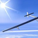 Bemutatták a napelemes repülőgép prototípusát