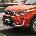 Akár betonkeverőt is lehetne szállítani ezzel az új Suzuki Vitarával
