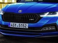 Izgalmasnak ígérkezik az új Skoda Octavia RS