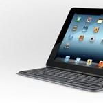 Napelemes billentyűzet iPadhez a Logitech-től