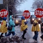 Iskolakezdés: erősebb a forgalom