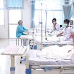 Pár nap múlva hazamehet a kórházból a thaiföldi gyerekcsapat