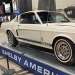 660 millió forint – megnéztük a világ egyik legdrágább Mustangját