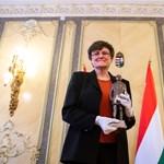 Karikó Katalin megkapta a legrangosabb magyar orvosi díjat