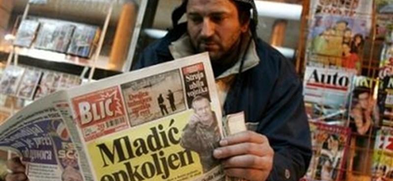 Kérelmezték Mladics halottá nyilvánítását