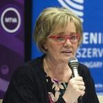 Visszautasította a személyét ért antiszemita vádakat Siklósi Beatrix
