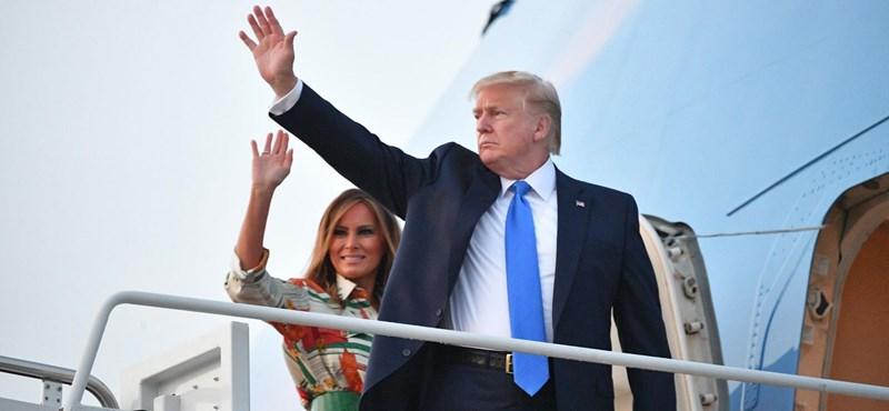 Az amerikai képviselőház szerint Trump tweetjei rasszisták voltak