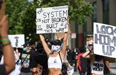 Világszerte tömegek tiltakoztak a rasszizmus ellen