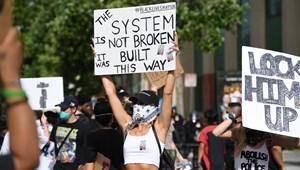 A New York-i tüntetőknek koronavírus-tesztre kell menniük