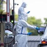 A francia védettségi igazolványnál a PCR-teszt is számít