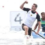 A magyar, német, új-zélandi és spanyol arany a kajak-kenu döntők első napján