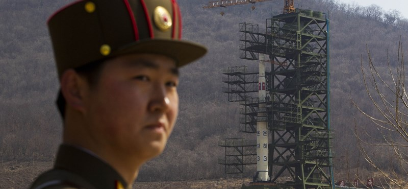 Kínában gyárthatták az észak-koreai rakétaszállító járművet