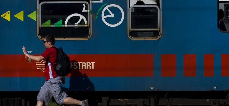 A MÁV a járvány előtti utasforgalomra számít a nyáron a Balatonnál