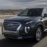 8 üléssel támad a Hyundai gigantikus új divatterepjárója, félhet az Audi Q7?