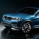 Ilyen lesz az X4-es BMW - fotók