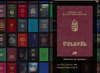 1900 euróért szereztek volna csalók magyar útlevelet Ukrajnában