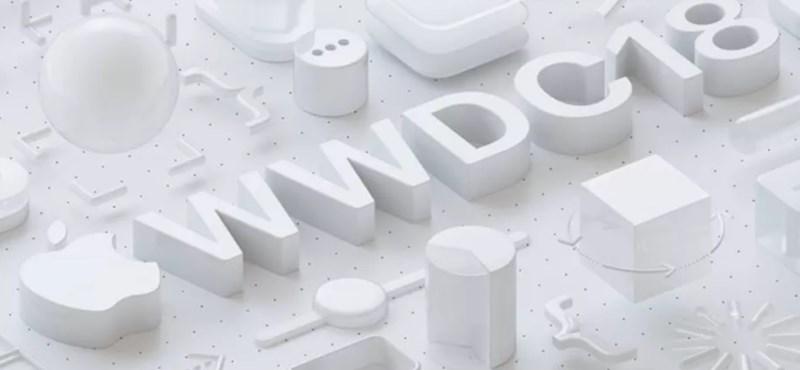 Elkezdődött a regisztráció: ekkor lesz a WWDC 2018