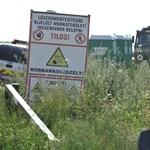 Harci gázzal töltött üvegaknák lehetnek a Dunántúlon?