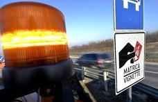 Durva baleset volt az M3-ason, lezárták az autópályát