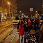 A rendőrség és a Fidesz megmagyarázta: a tüntetők okozták a tegnapi budapesti káoszt