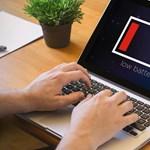 Milyen laptopja van? Mindegy is, kiderült, hogy majdnem mindegyik gyártó hazudik az üzemidőről