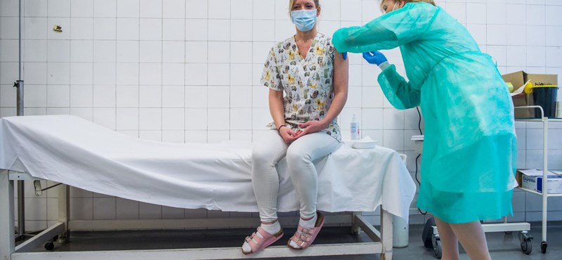 Már több mint egymillióan regisztráltak a koronavírus elleni vakcináért