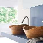Fából készült mosdók, fürdőkádak. Olasz natúr trend! (fotókkal)