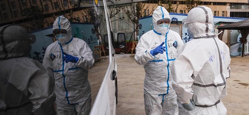 Egy kínai szakértő szerint jövő tavasszal újra kezdődhet a koronavírus-járvány