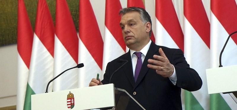 Orbán: Kvótanépszavazást kezdeményez a kormány