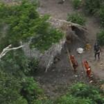 Ismeretlen törzset találtak az Amazonas területén