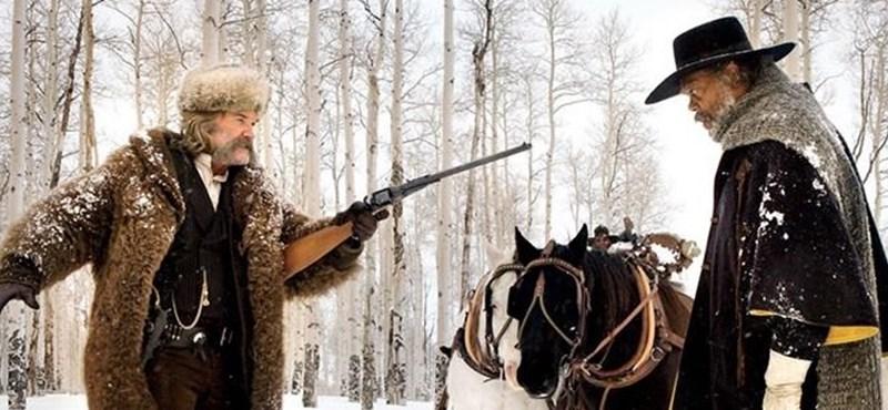 Már magyar címe és szinkronos előzetese is van Tarantino új filmjének